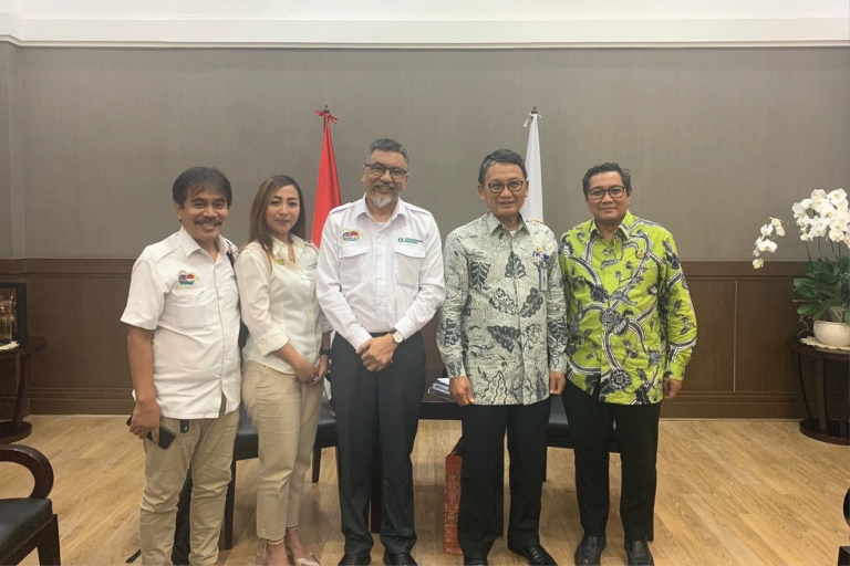 Meeting with Ministry of Energy & Mineral Resources November 12, 2019