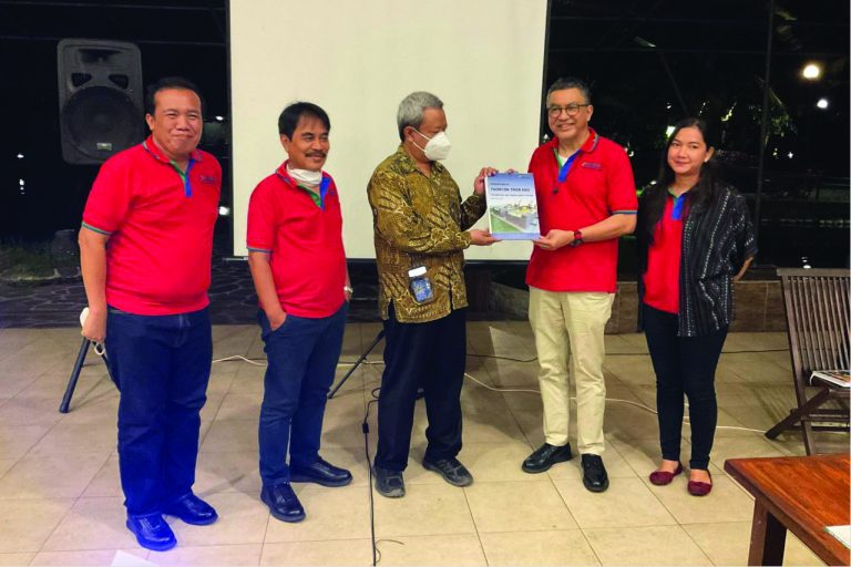 meeting between ThorCoN Power with UGM Nuclear Engineering alumni October 14, 2021